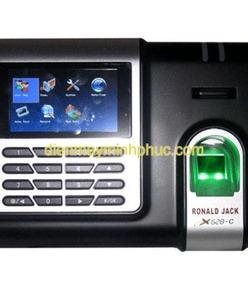 Máy chấm công vân tay Ronald Jack X628-C