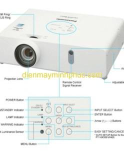 Máy chiếu Panasonic PT - VX425NA