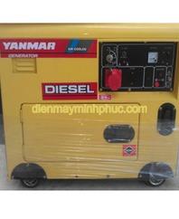 Máy phát điện Yanmar 6800 5.0KVA