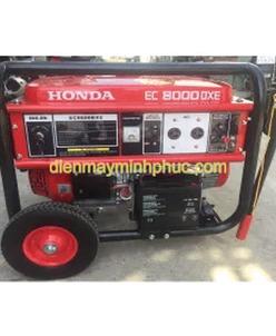 Máy phát điện Honda EC 8000DXE 7.0KVA