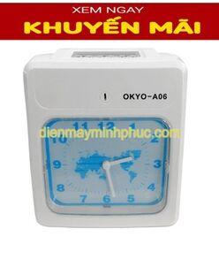 Máy chấm công thẻ giấy Okyo - A06